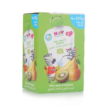 Hipp Kiwi In Pear Banana - 4X100g