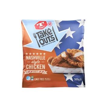 Tegel Nashville Style Chicken Tenders 500g