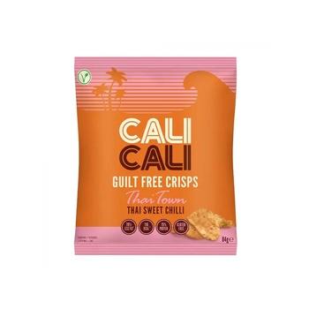 Cali Cali Thai Town Swt Chilli Crisp 84g