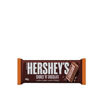 Hershey Cookies & Chocolate 40g