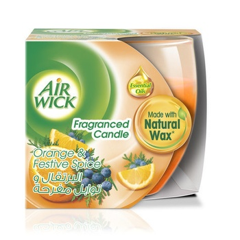 Airwick Candle Orange 105g