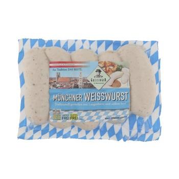 Greisinger Munchner Weisewurst 350g
