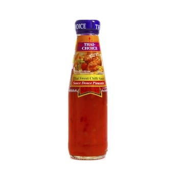 Thai Choice Sweet Chilli Sauce 200ml