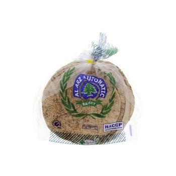 Al Arz Arabic Bread Medium Brown