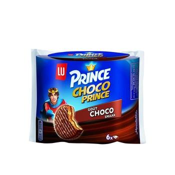 Lu Prince Choco Prince 6 X 2 8.5g