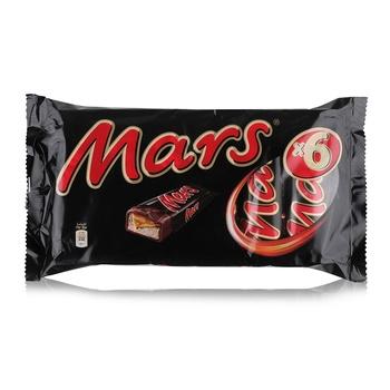 Mars Chocolate Multi Pack (6x51g)