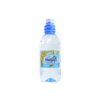 Masafi Bottled Drinking Water - Sports Cap 330ml