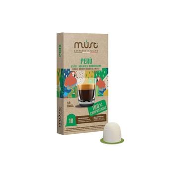 Must Espresso Italiano Peru 50g - 10 Nespresso Capsule