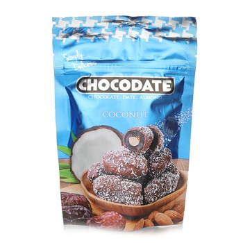Chocodate Exclusive Real Coconut 100g Pouch