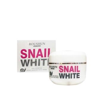 Roushun Snail White Moisturising Facial Cream 100ml