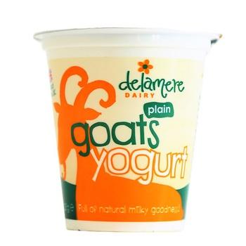 Delamere Goats Yoghurt Natural