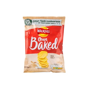 Walker Baked Ready Salted Grab Bag 37.5g