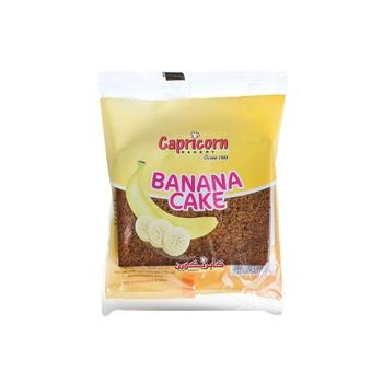 Capricorn Banana Cake