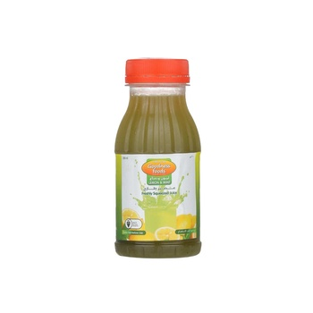 Goodness Foods Freshly Squeezed Lemon & Mint Juice 200ml