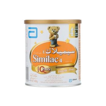 Similac Gain Kid -(4) 400g
