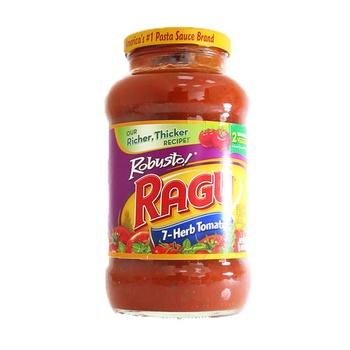 Ragu Pasta Sauce 7 Herbs Tomato 680g