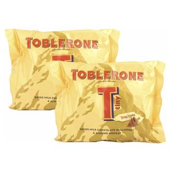 Toblerone Mini 2 X 200g