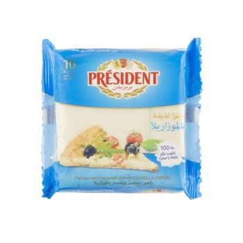 President Slices Mozzarella 200g