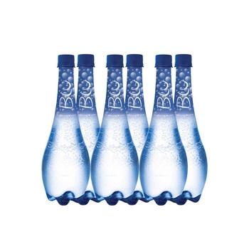 Oasis Blue Sparkling Water Regular 6 x 450ml