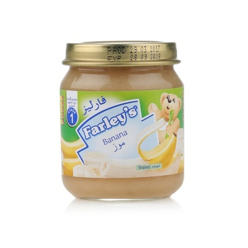 Farleys Banana 120g