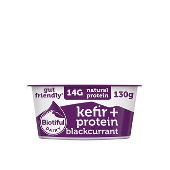 Biotiful Kefir Protein Blackcurrant 130g