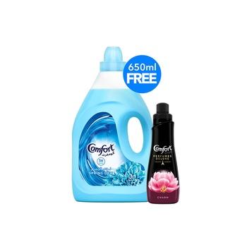 Comfort Spring Dew 4 ltr & Perfumes De Luxe 650ml Free