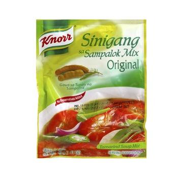 Knorr Sinigang Tamarind Soup Base Mix 40g