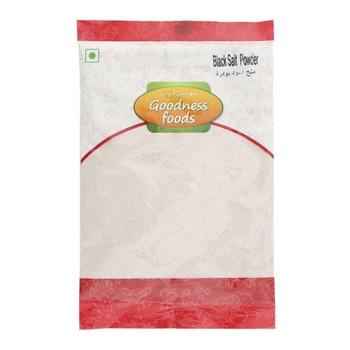 Goodness Foods Black Salt Powder 100g