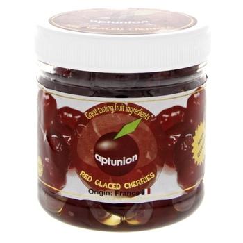 Aptunion Red Glace Cherries 200g