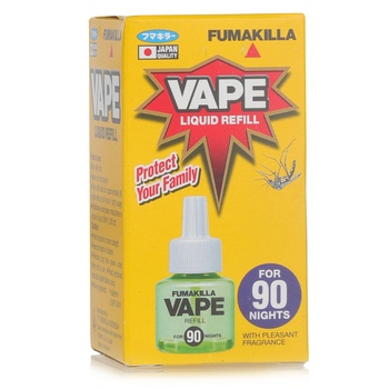 Fumakilla Vape Liquid Refill - 90 Days