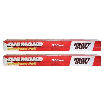 Diamond Aluminium Foil Heavy Duty 2 X 37.5 Sq.Ft