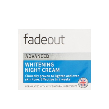 FADE-OUT Extra Care Fade Cream Night 1.69oz