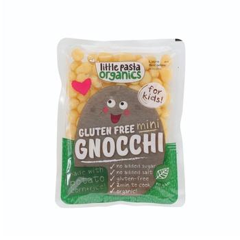 Little Pasta Organics Gluten Free Mini Gnocchi 250g