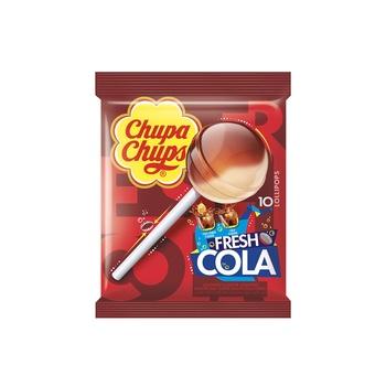 Chupa Chup Colamix Bag Tray 10's