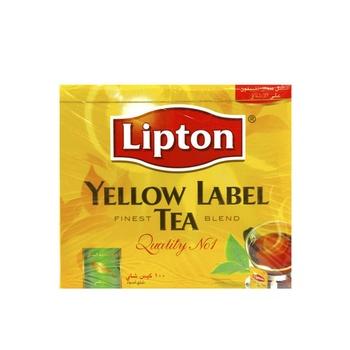 Lipton Yellow Label Tea Bag 100s