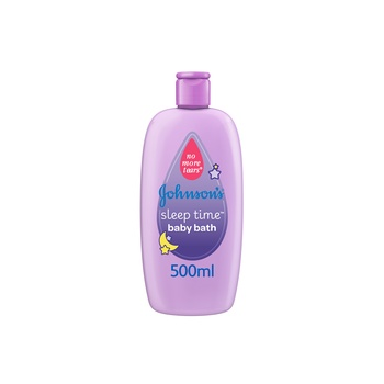 Johnsons Baby Bed Time Bath 500ml