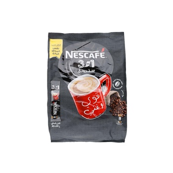 Nescafe 3in1 Intenso 30x20g