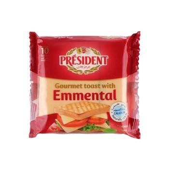 President Chs 10 Slices Toast  200g.