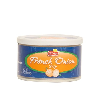 Fritolays Dip French Onion 8.5oz