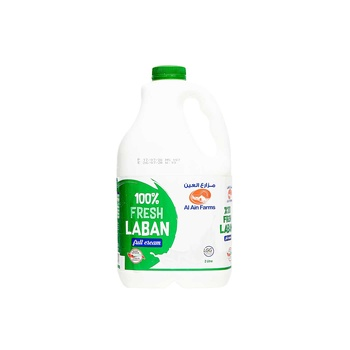 Al Ain Gefilac Laban  2Ltr