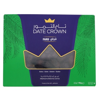Date Crown Fard 2 x 1kg