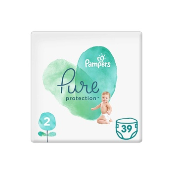 Pampers Pure Protection Size 2 39s