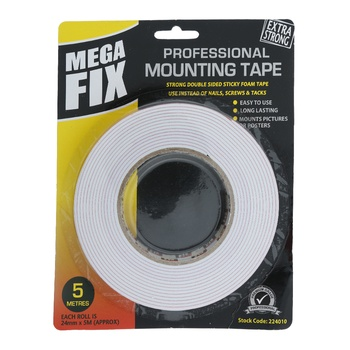 Maxifix Mounting Tape