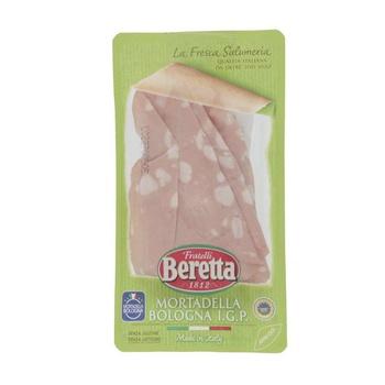 Beretta Pork Mortadella Slices 100g