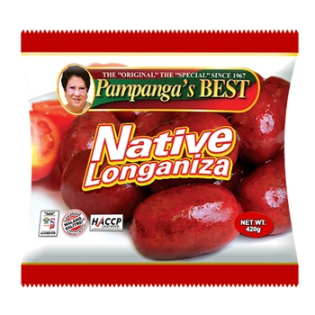 Pampangas Best Native Long 12 420g