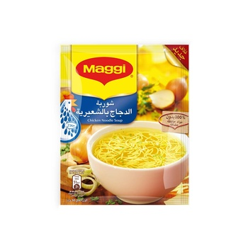 Maggi Chicken Noodles Soup 60g