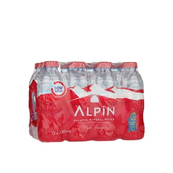 Alpin Spring Water 12 x 330 ml
