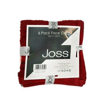 Elegance Face Towel 33X33cm - Taupe