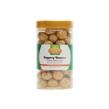 Goodness Foods Jaggery Sesame Balls 400Gms