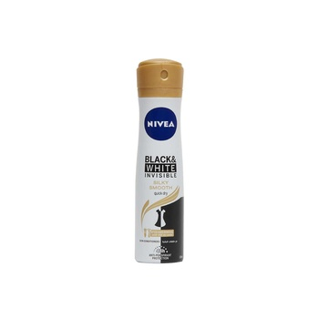 Nivea Deo Black & White Silky Smooth 150ml